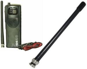Κεραία Helical Wipe κατάλληλη για φορητά ραδιοτηλέφωνα C.B.