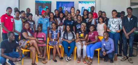 R Ladies at the Annual Women Techmakers Event