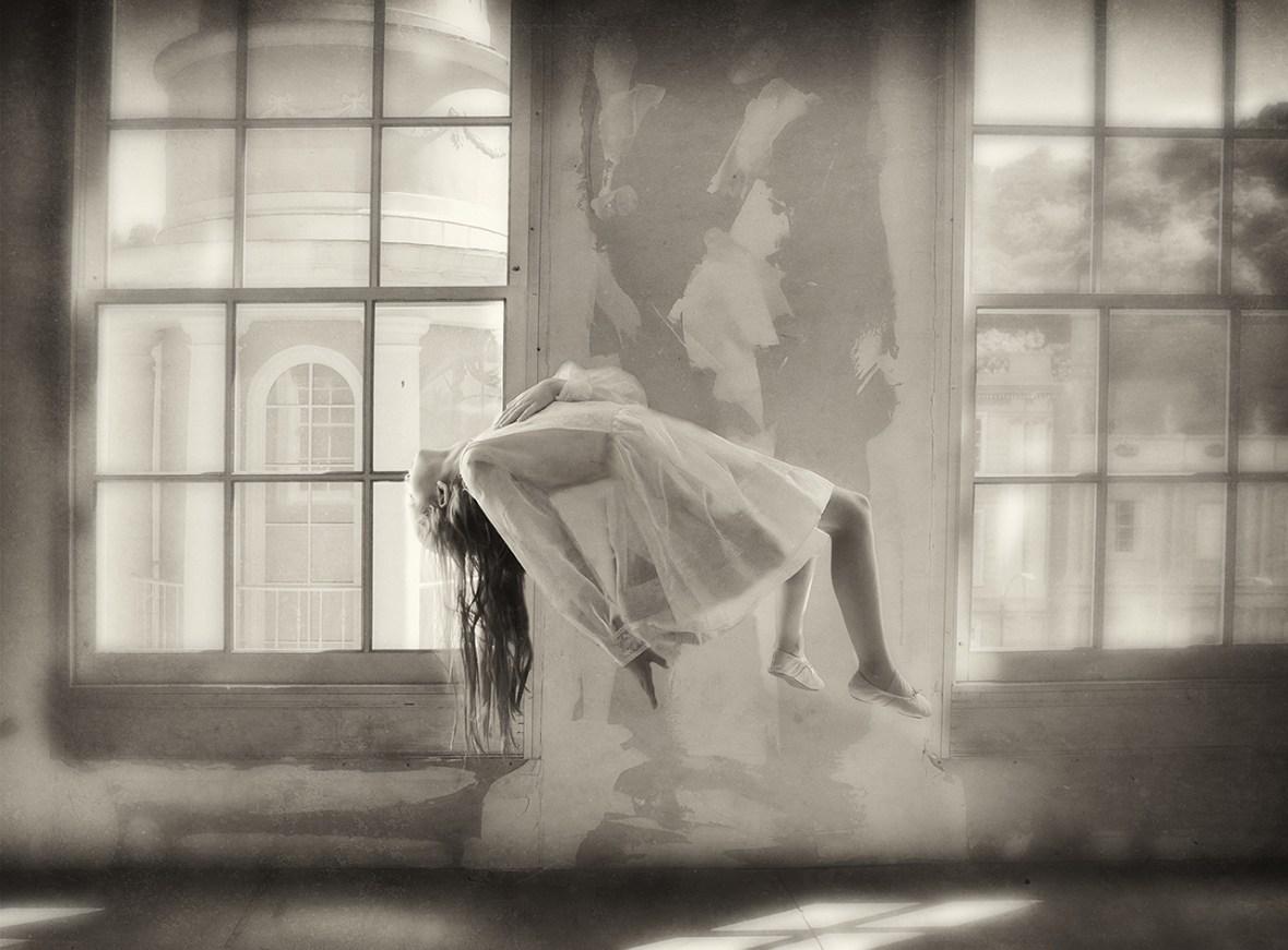 Fitful Sleep © Carolyn Hampton