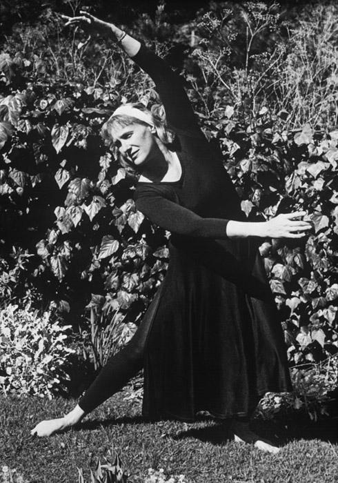Dance Pose Edna Bullock,1961, Wynn Bullock © Bullock Family Photography LLC