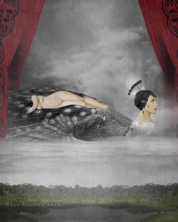 And So She Liberated Herself © Liz Huston