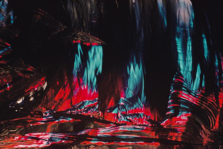 Color Light Abstraction 1094 (Early 1960s) Wynn Bullock