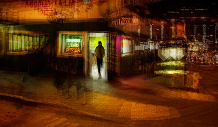 Corner Pizza Parlor © Jim Kasson