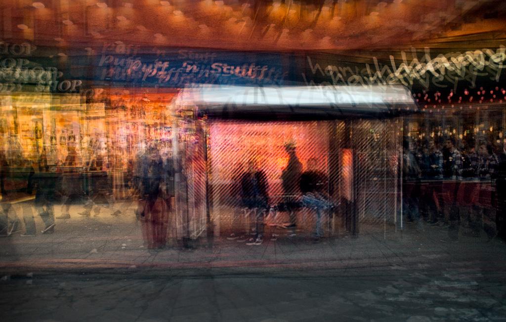 Bus Stop © Jim Kasson
