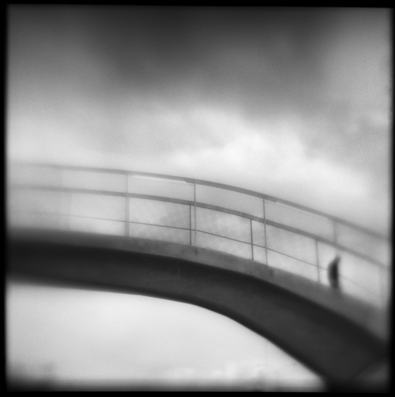 Bridge To Nowhere © Susan Burnstine