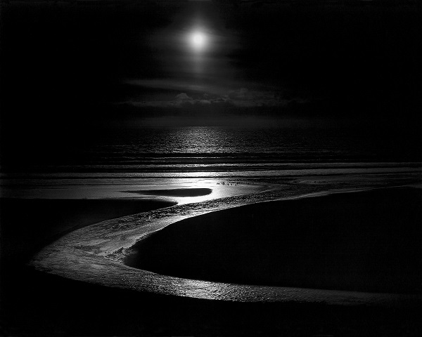 Let There Be Light, 1954, Wynn Bullock © Bullock Family Photography, LLC