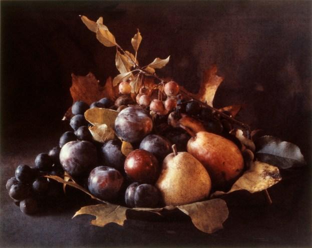Tuscan Centerpiece © Cy Decosse,3-Color gum dichromate print