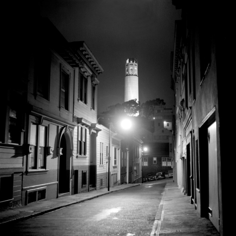 Coit Tower © Fred Lyon