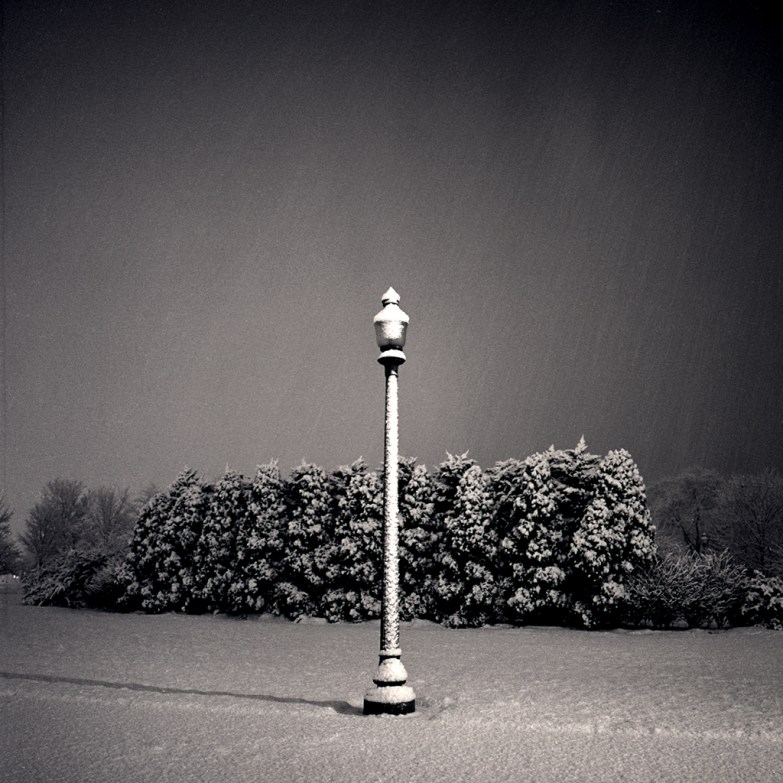 Lamp Post © Bill Schwab