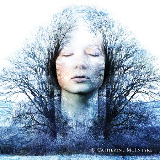 A Tranced Woman © Catherine McIntyre