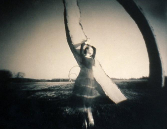 Girl in Park © Diana Bloomfield