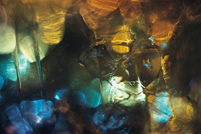 Color Light Abstraction 1961, Wynn Bullock © Bullock Family Photography, LLC