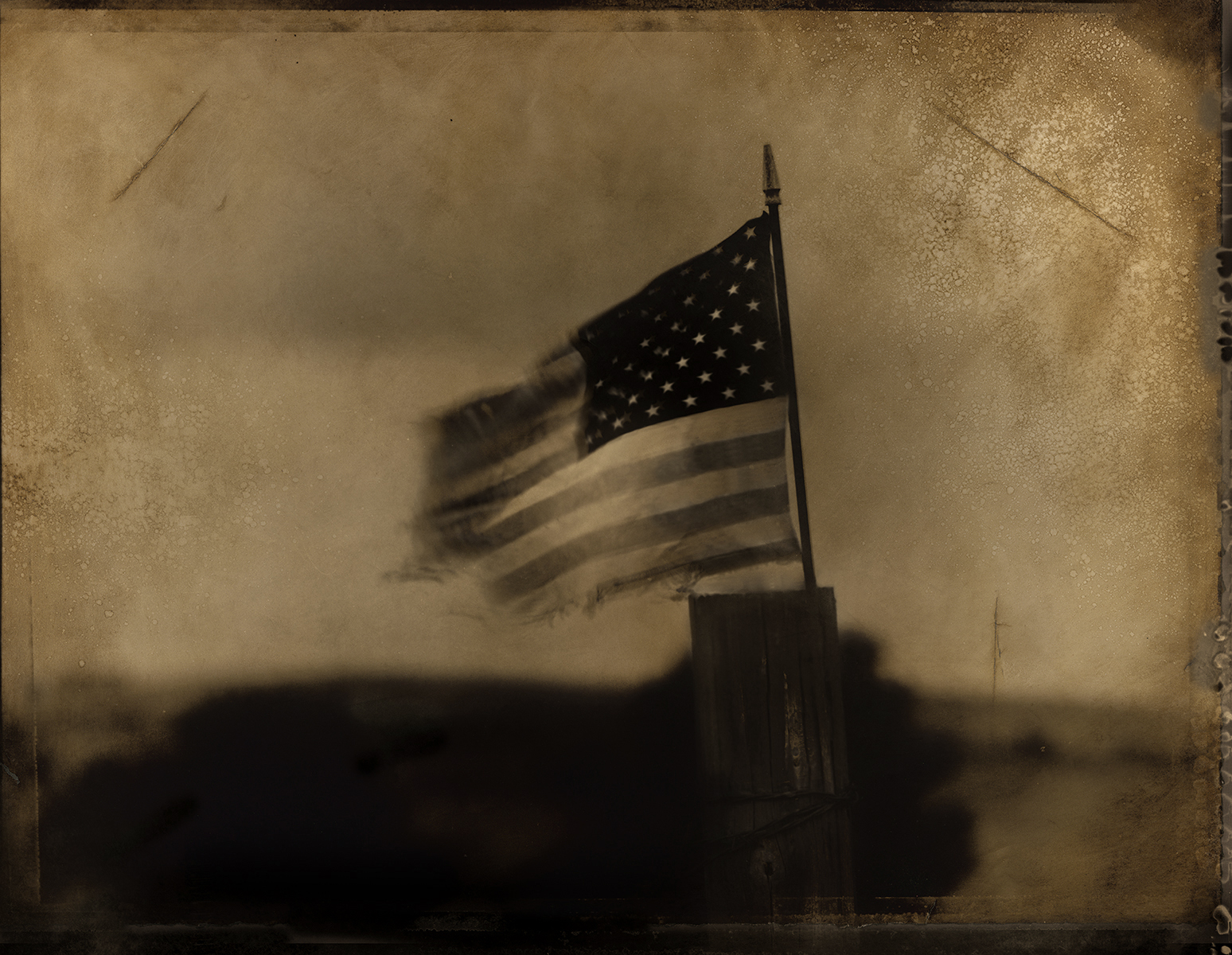 Wounded Knee © Jack Spencer