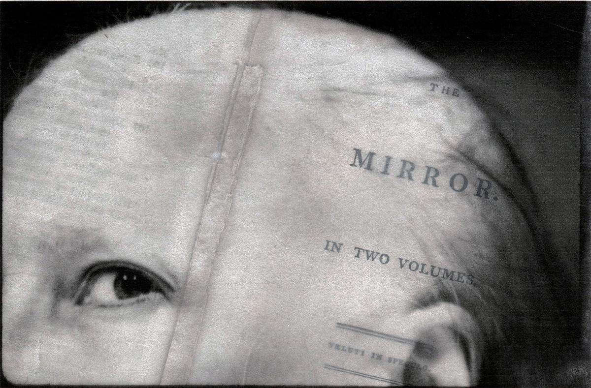 Reflection in the Mirror © K.K. DePaul