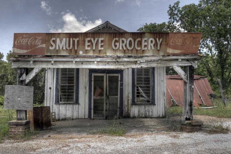 Smut Eye © Vicki Hunt