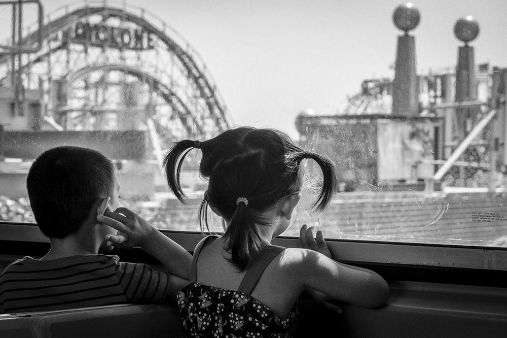 Coney Island © Mitchell Hartman