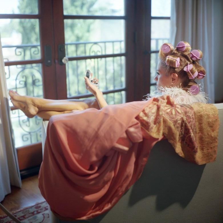 Pink Curls © Aline Smithson