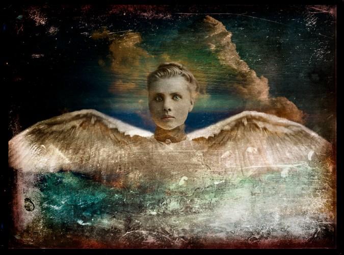 Swan Woman © Fran Forman
