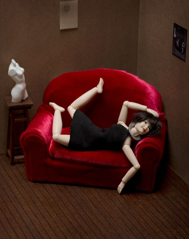 After Kertesz © Grace Weston