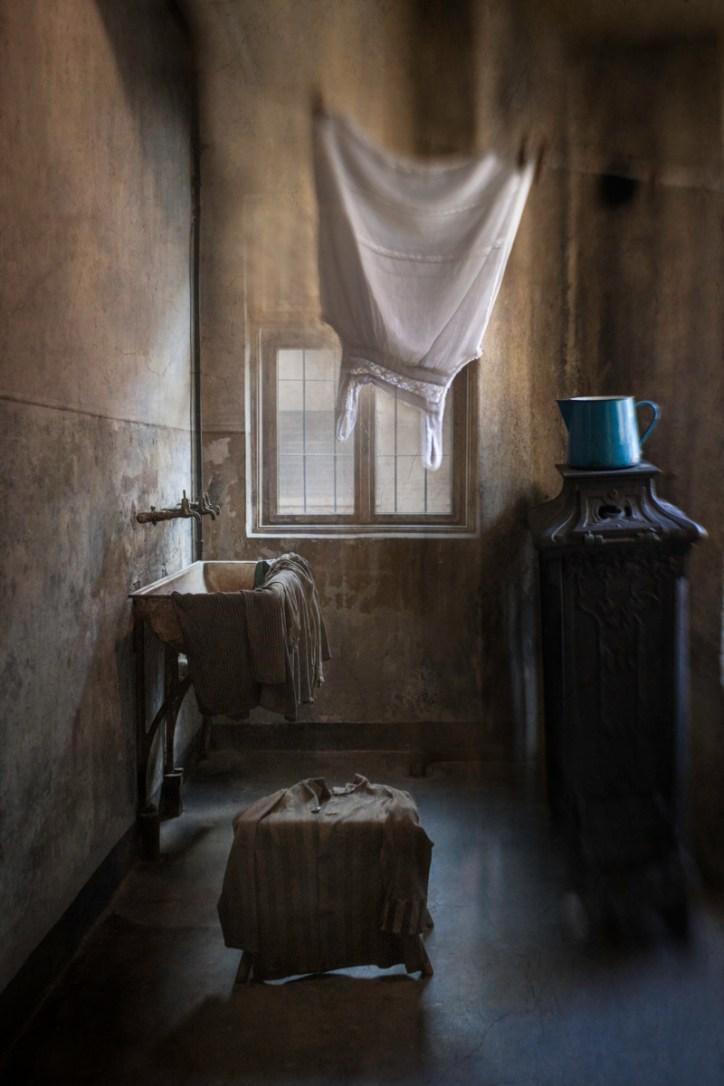 Laundry © Keron Psillas