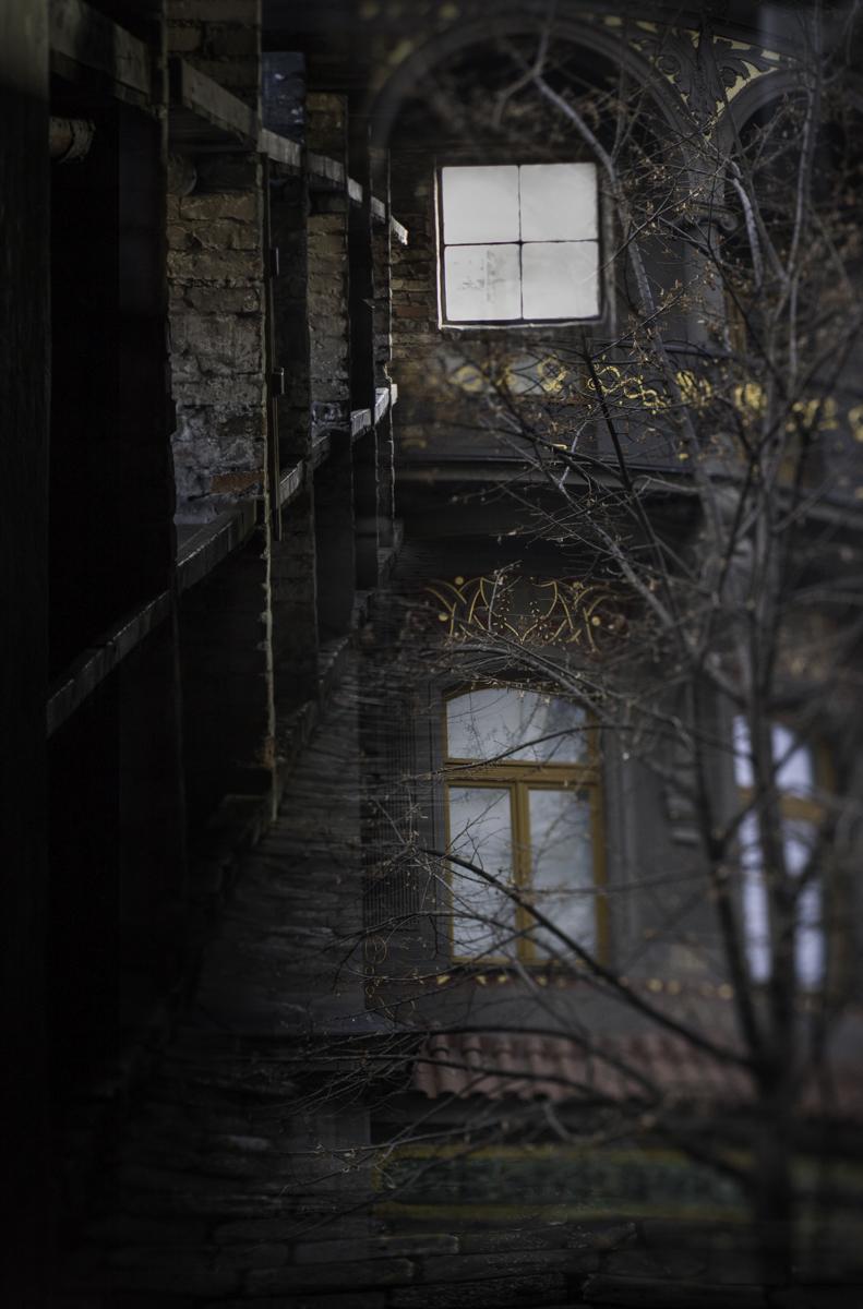 Window © Keron Psillias
