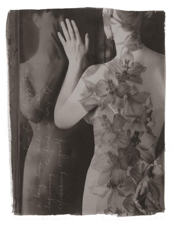 Beginning to Find a Way © Brigitte Carnochan