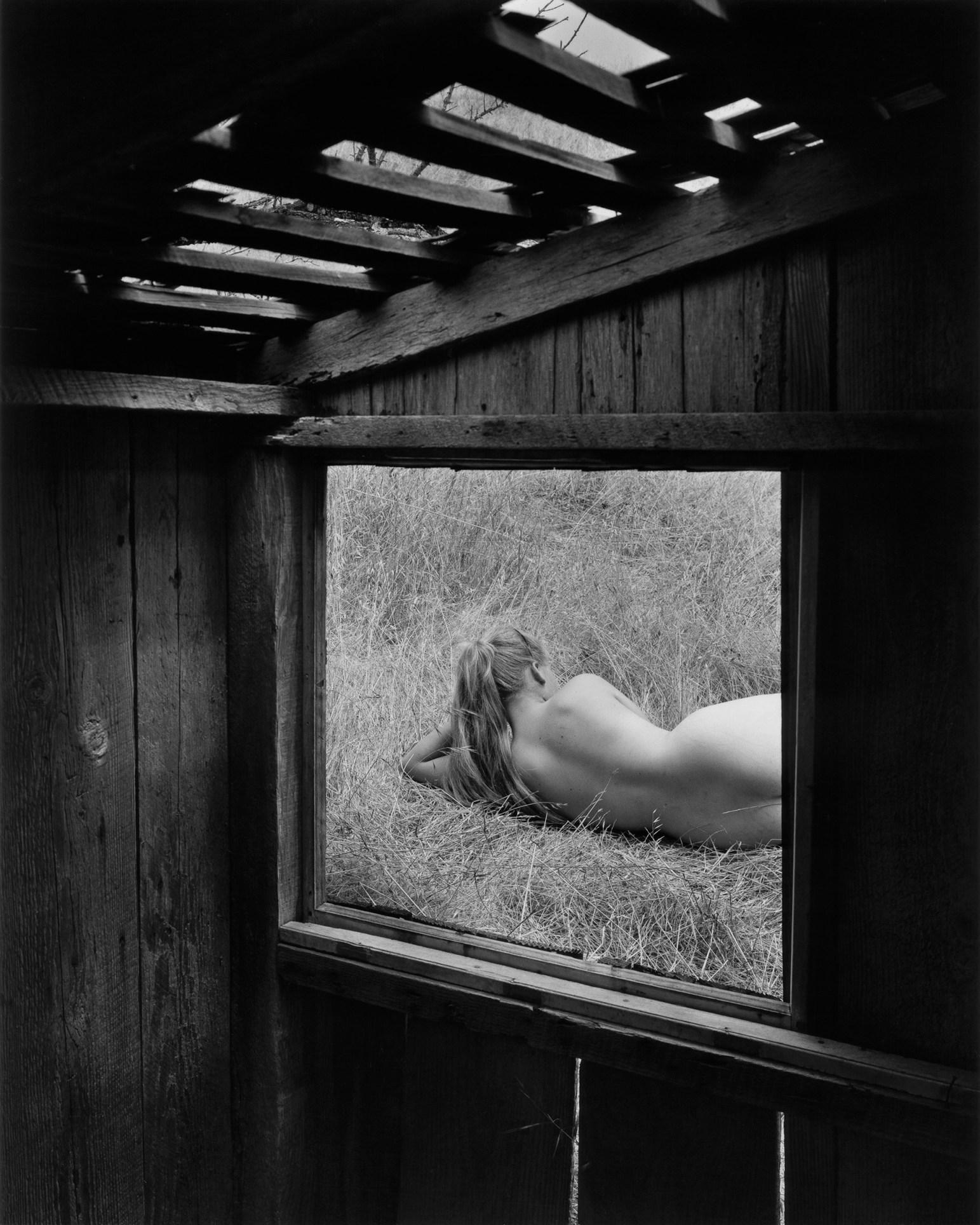 Barbara in Window by Wynn Bullock © Bullock Family Photography, LLC