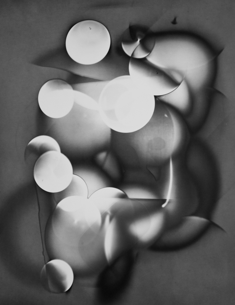 Luminogram Study #121© Michael Jackson