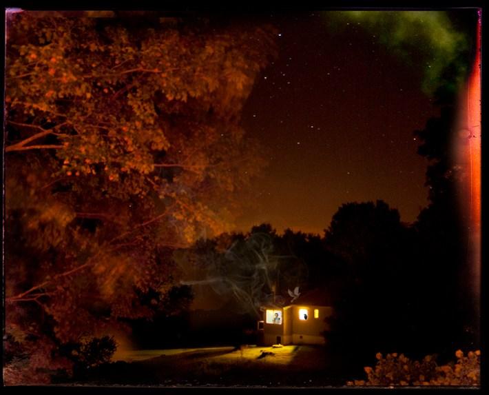 Smoke Signals No. 2 © Fran Forman