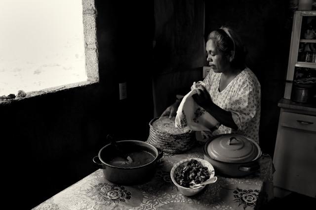 Maria Candelaria Coca Lopez © Judith Haden