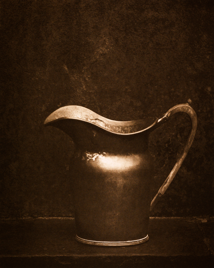Kyle's Pitcher © Mark Nelson, Gravure