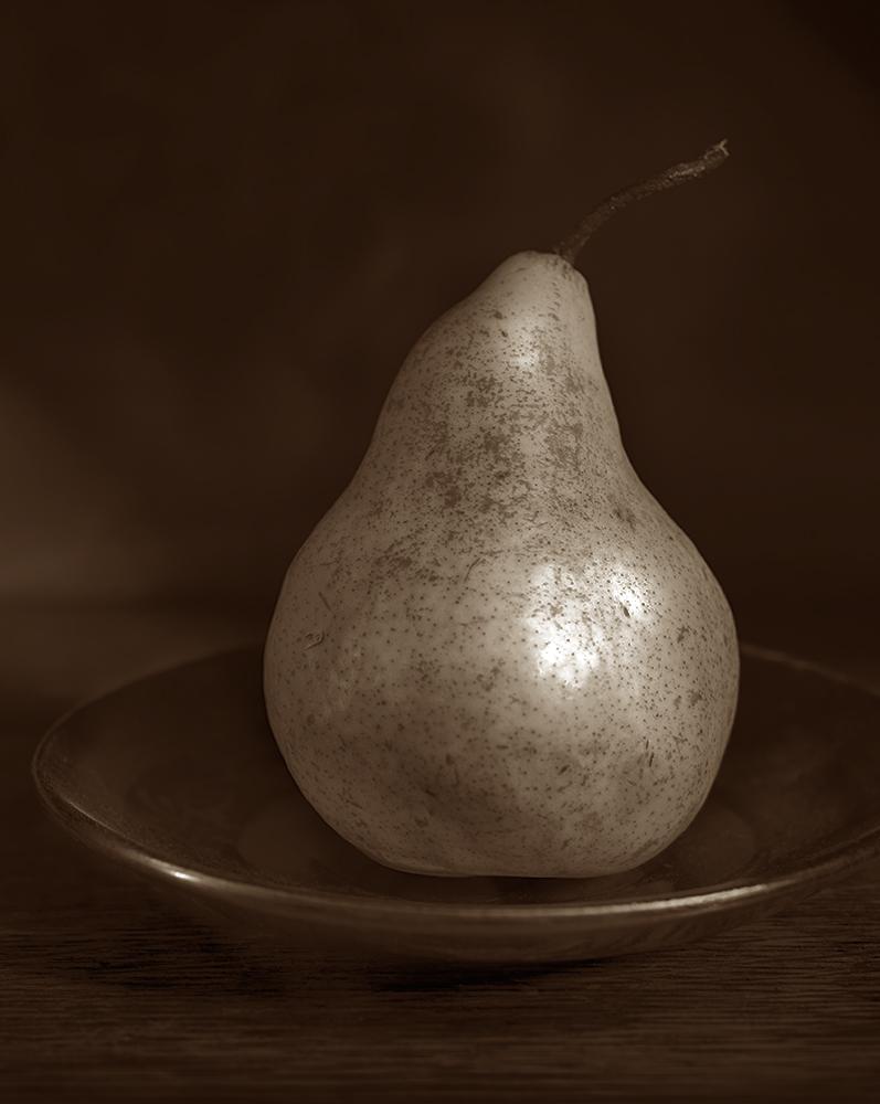 Pear © Mark Nelson, Gravure