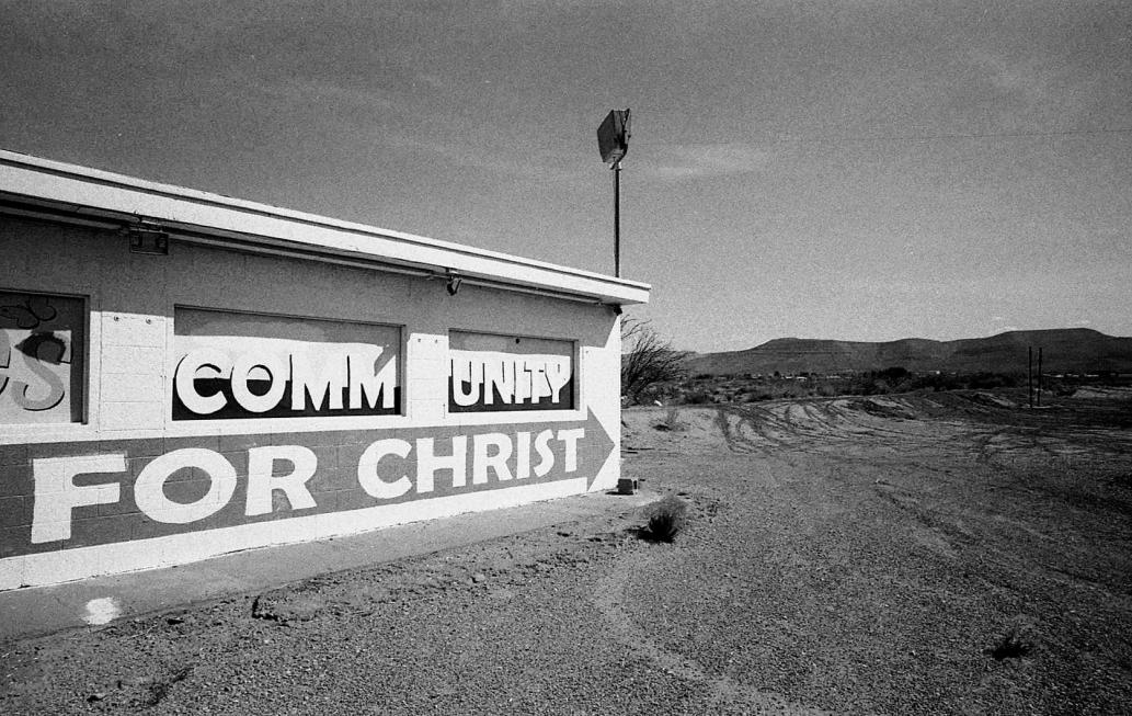 Christ Cummunity © David Carol