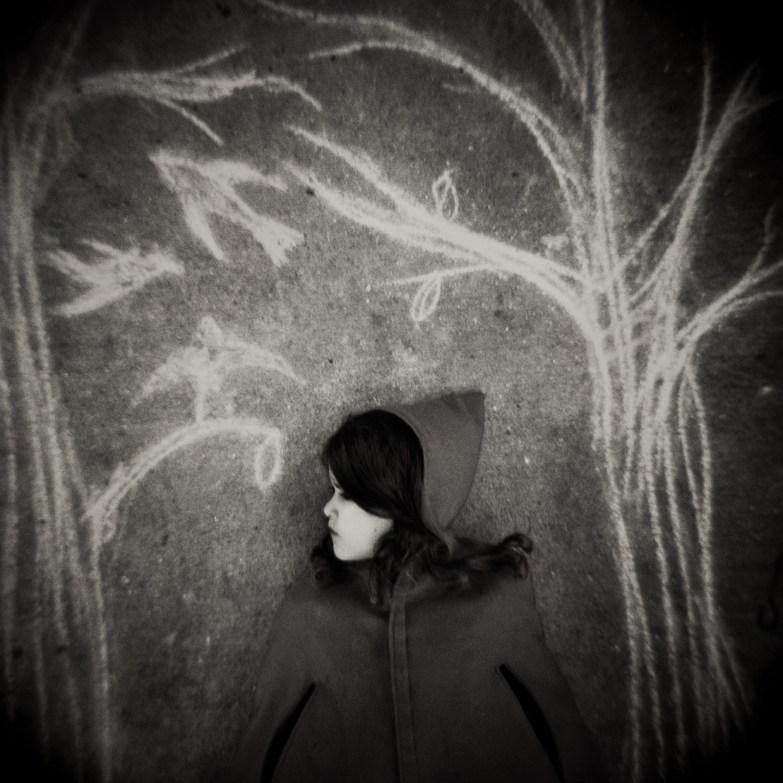 Red Riding Hood © Laura Burlton