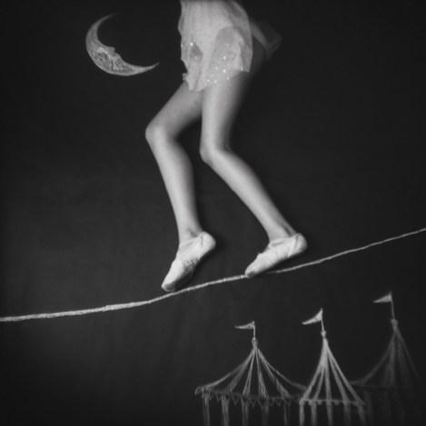 Tightrope © Laura Burlton