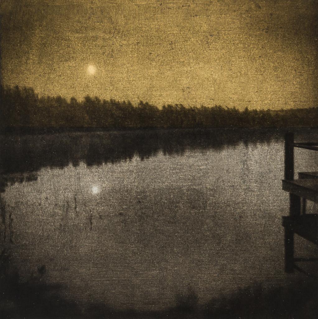 Osgood Pond © Andrew Bale