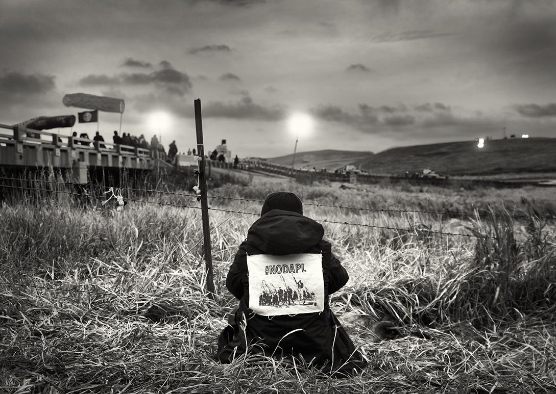 Standing Rock © Joanne Teasdale