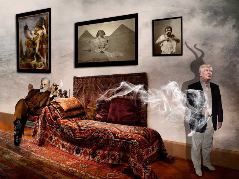 Not My President 38 © Leslie Hall Brown