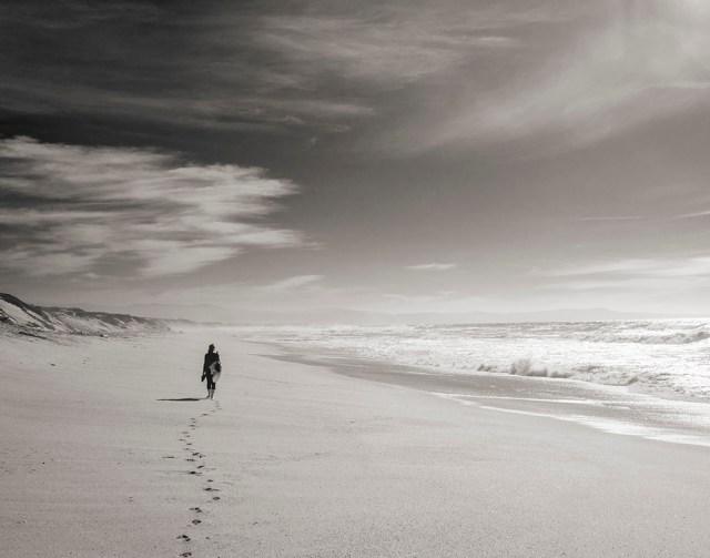 Beach Walker © Kent Wisner