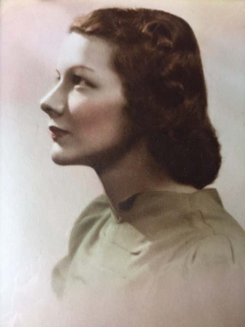Dorothy Osterman/ Willie Osterman