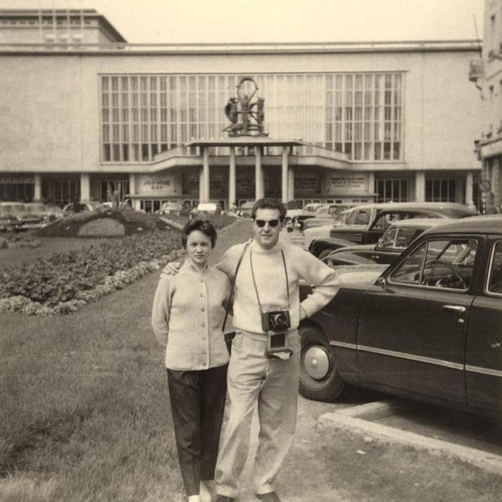 Pat and Ralph Taylor/ Keith Taylor