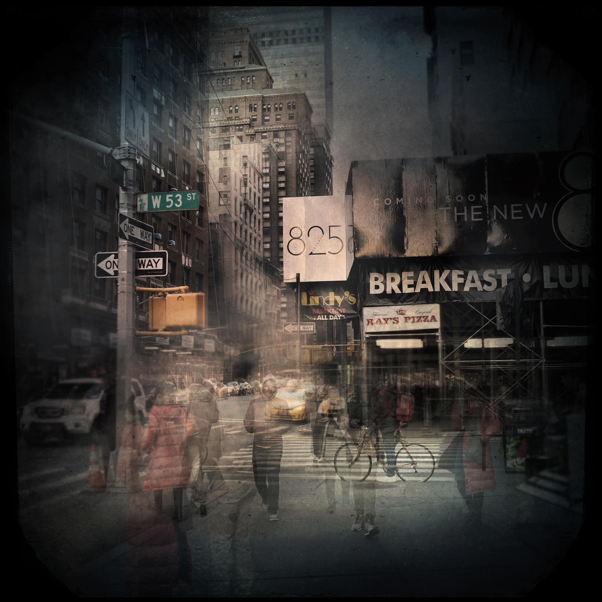 Breakfast At Lindy's © Christopher Tamas Kovacs