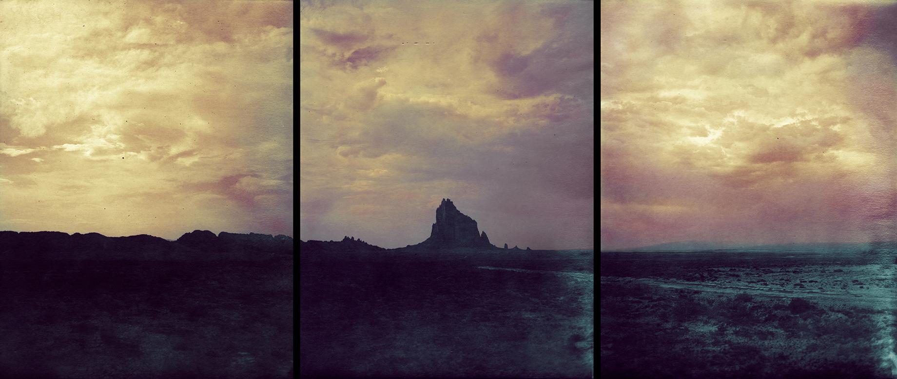 Shiprock © Chris Bennett