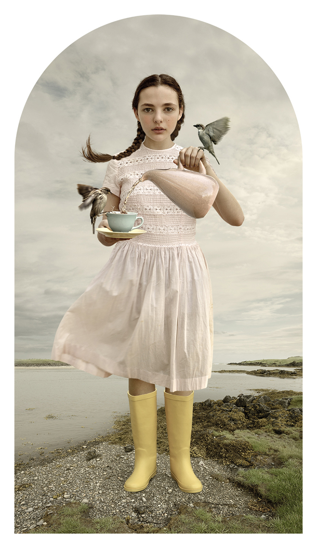 Tea for Two © Tom Chambers