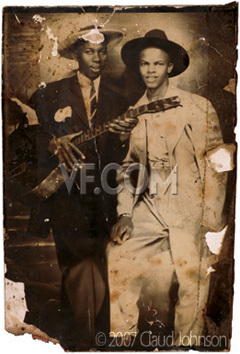 Robert Johnson - Recently discovered third image