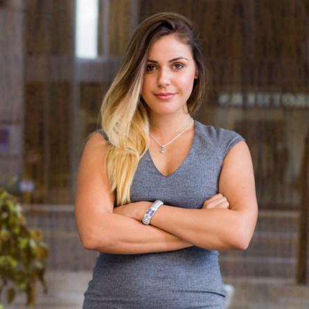 Victoria Tatarsky, VP of Marketing