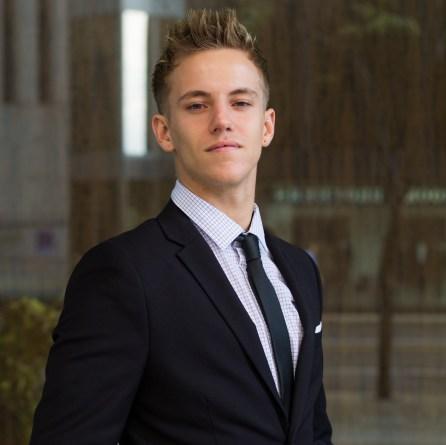 Alex Orvis, VP of Corporate Relations