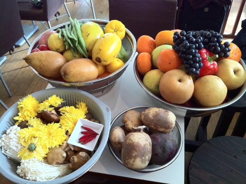 手づくり酵素ジュース教室【秋の味覚30種類・11/2午前】 @ ATTiVAリビングフード・アカデミー
