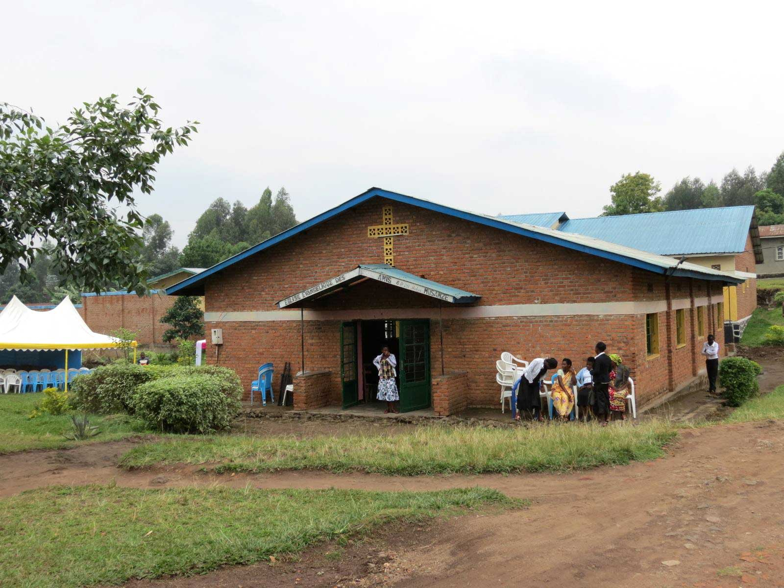 Musanze Friends Church