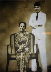 Inggit Garnasih & Soekarno